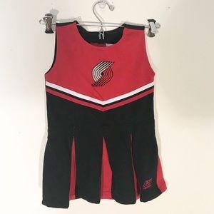 Reebok Baby NBA Trailblazers Cheerleading Outfit